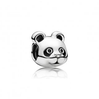 PANDORA - CHARM PANDA, PLATA
