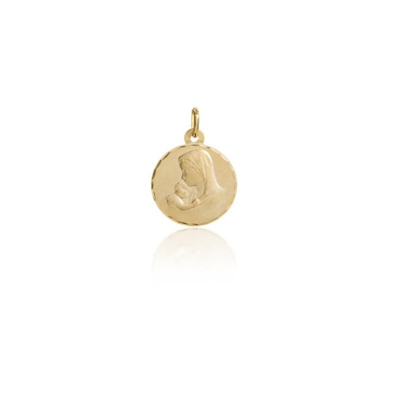 Medalha Virgem Pendente