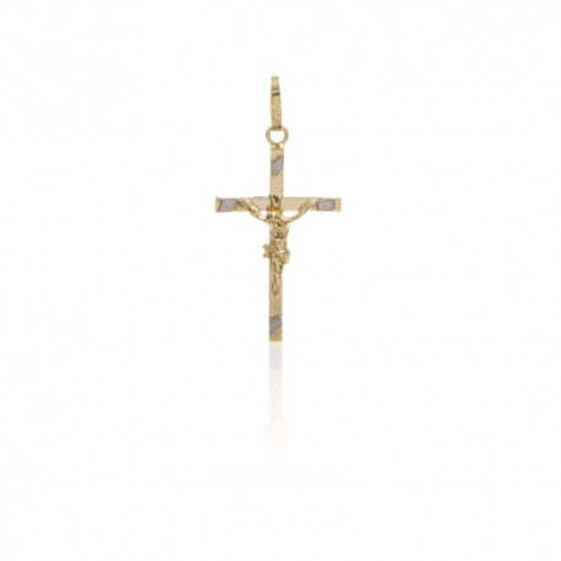 Pendente Cruz Cristo