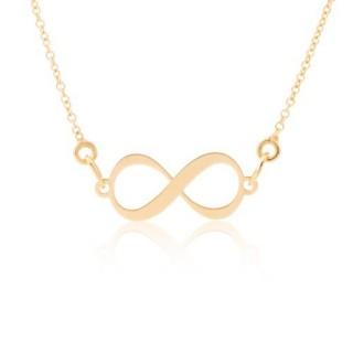 Collar Infinity Lado