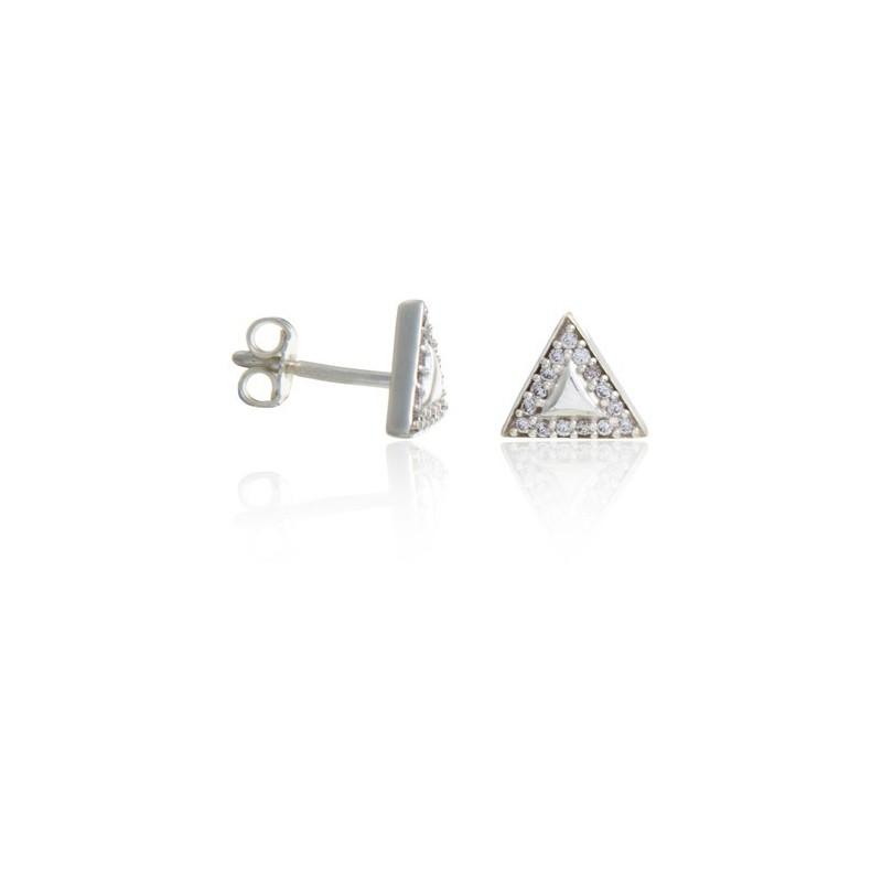 Brincos Triangulares