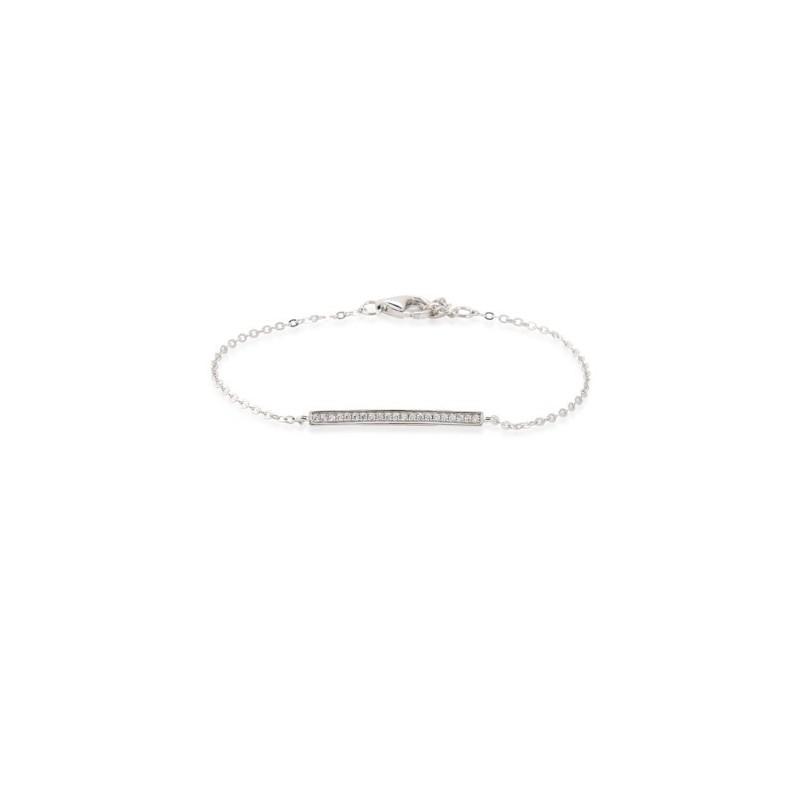 Pulseira Silver Fashion