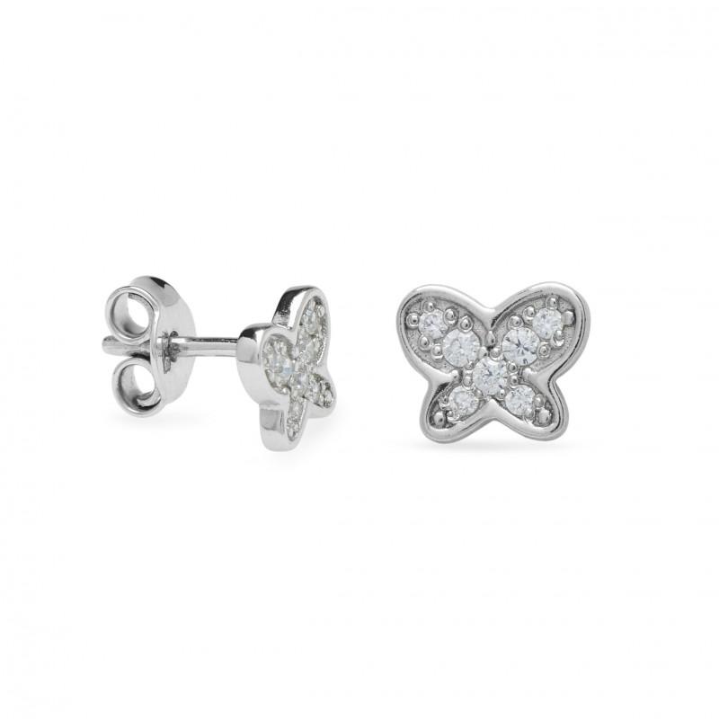 Brincos de borboleta