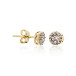 Pendientes Gold Essentials