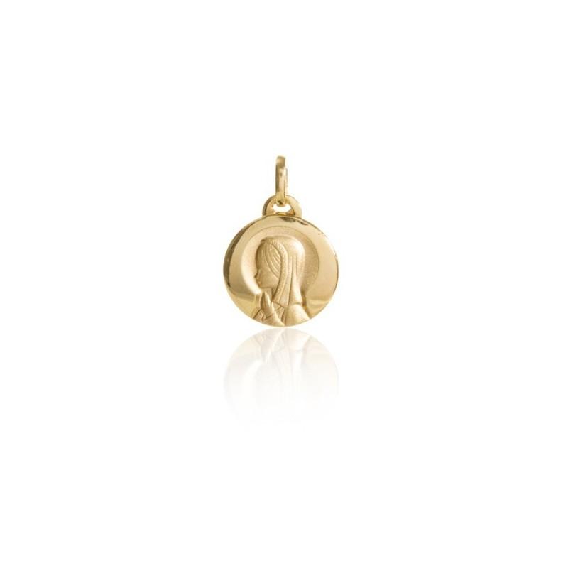 Colgante Medalla Maria