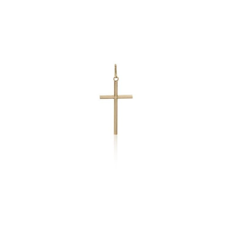Pendente Cruz Triangular