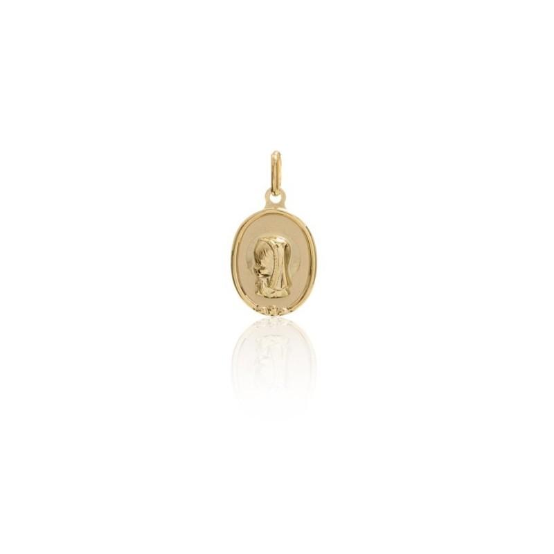 Colgante Medalla Virgen