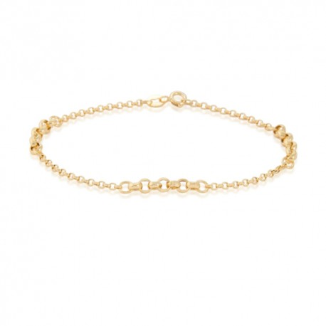 Pulseira Gold Essentials
