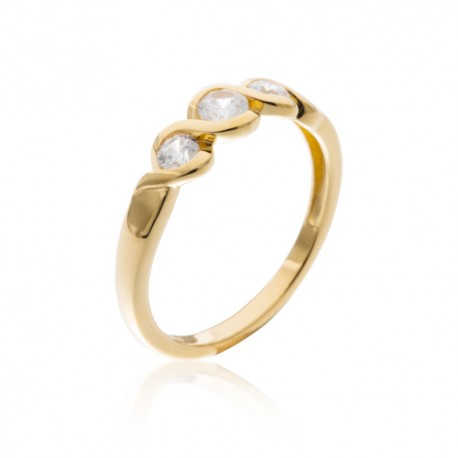 Anillo Timeless Gold