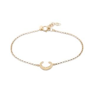 Bracelete Meia Lua