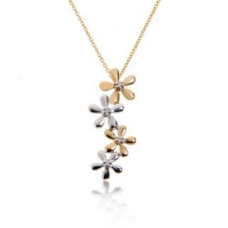 Collar 4 Flores