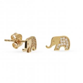 Brincos elefante