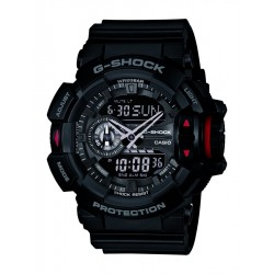 RELOJ CASIO G-SHOCK ANALÓGICO-DIGITAL RESINA GA-400-1BER