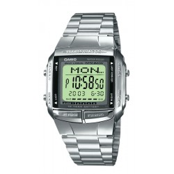 RELOJ CASIO COLLECTION DIGITAL ACERO