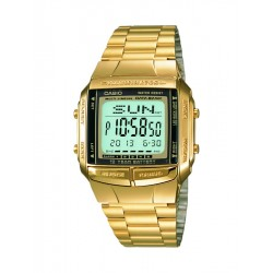 RELOJ CASIO COLLECTION DIGITAL ACERO DB-360GN-9AEF