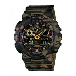 RELOJ CASIO G-SHOCK ANALÓGICO-DIGITAL MILITAR
