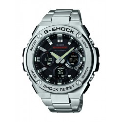 RELOJ CASIO G-SHOCK STEEL ANALÓGICO-DIGITAL ACERO
