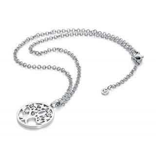 Viceroy - Collar, Árbol de la vida, acero