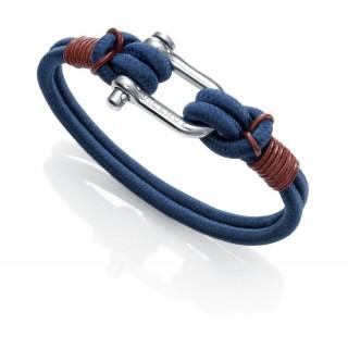 Viceroy - Pulsera, cordón azul
