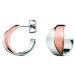 Calvin Klein - Pendientes Senses, acero