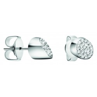 Calvin Klein - Pendientes Brilliant, cristal