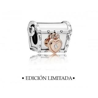 Pandora - Charm Baúl Rosa