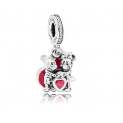 Pandora - Charm Minnie e Mickey Mouse