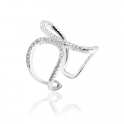 Anillo Silver Fashion