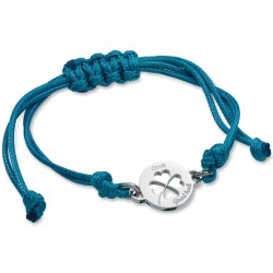 One - Pulseira Energy Good Luck Azul