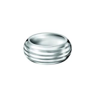 Calvin Klein - Anillo Fractial Round