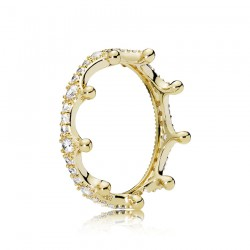 PANDORA - ANEL SHINE CROWN 167119CZ