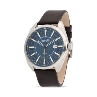 Relógio Borelli Classic Couro