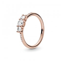 PANDORA - Anillo Shine Rose