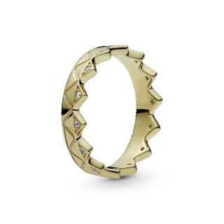 Anillo Pandora  168033CZ Shine Corona Exóticas de plata