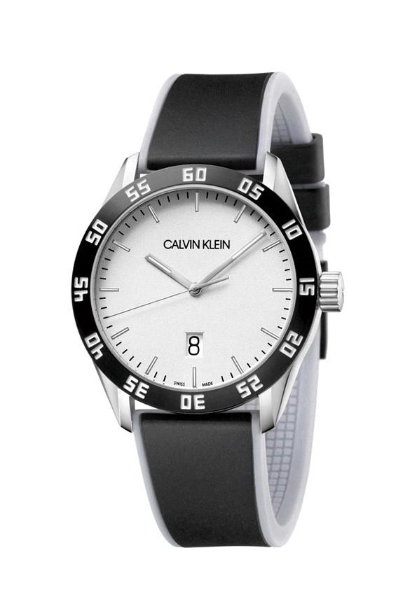 Para Oro Negro Vivo Calvin Correa Reloj Acero Compete Caballero De K9r31cd6 Klein Con SUqVzMp
