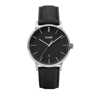 Reloj Cluse Aravis CW0101501001 para caballero de acero negro