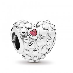Charm Pandora 797781CZR de plata Mom in a million