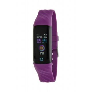 Reloj Marea B57003/2 Smart Actividad con correa de silicona lila, 3 ATM