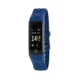 Reloj Marea B57003/3 Smart Actividad con correa de silicona azul, 3 ATM