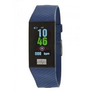 Reloj Marea B57004/2 Smart Actividad con correa de silicona azul, 3 ATM