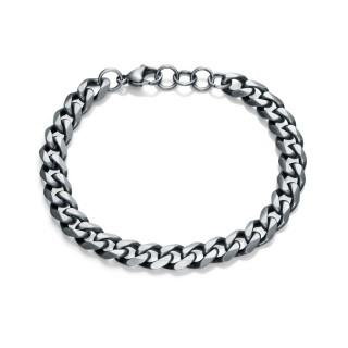 Pulsera Viceroy Fashion Air 75188P01000 para hombre de acero en forma de eslabones