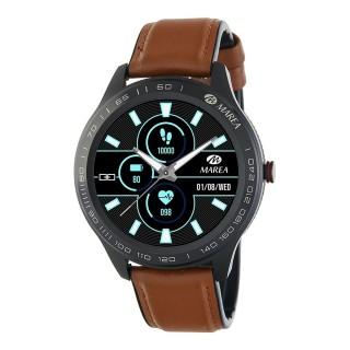 Reloj Marea de Cuero Marrón B60001/5 Unisex