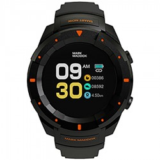Relógio Mark Maddox preto HS1001-50 para homem