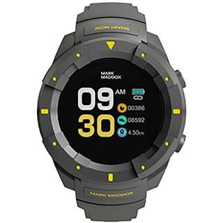 Relógio Mark Maddox cinza HS1001-60 para homem