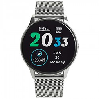 Relógio Mark Maddox em aço MS1000-80 para mulher