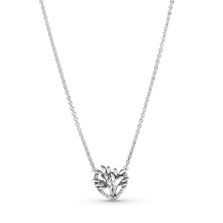Colar Pandora 399261c01-50 em prata árvore De La Vida