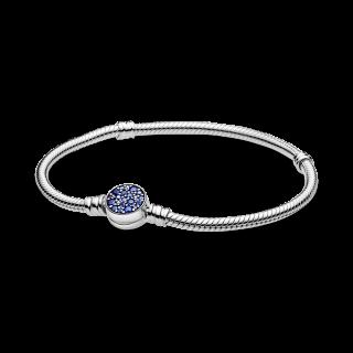 Pulseira Pandora 599288c01-17 em prata Cierre Disco-17