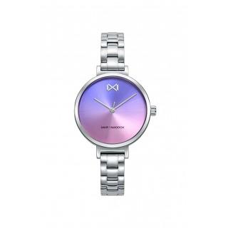 Reloj Mark Maddox de Acero Plata MM7138-70 Para Mujer