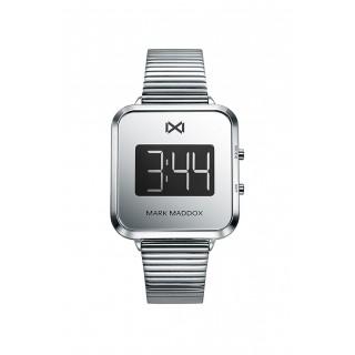 Reloj Mark Maddox de Acero Plata MM0119-00 Para Mujer