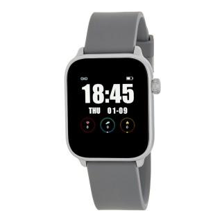 Reloj Marea de Silicona Plata B59002/3 Unisex